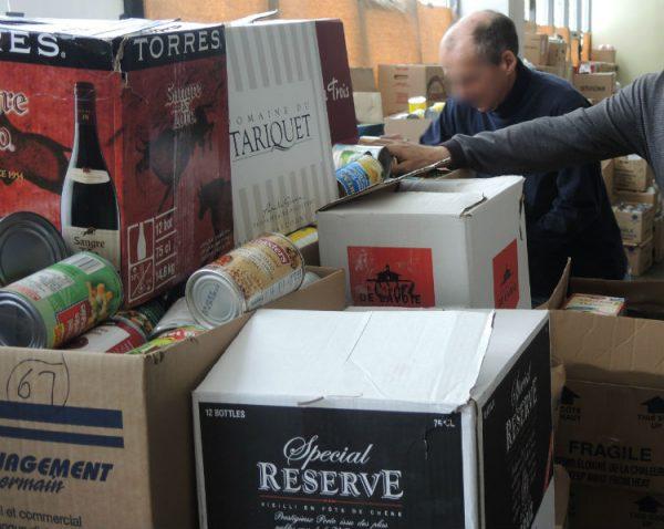 Plus de 1500 personnes de la région de Sorel-Tracy ont bénéficié de la Guignolée
