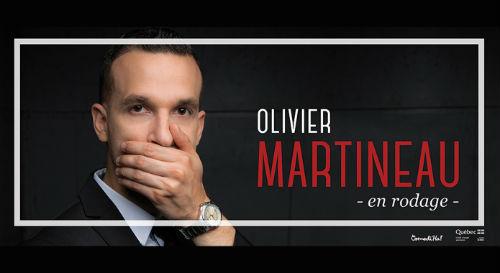 Olivier Martineau sera de passage à Sorel-Tracy le samedi 10 août.  Photo gracieuseté
