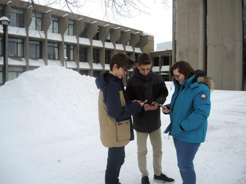 Les cellulaires interdits à l'intérieur de l'École secondaire Fernand-Lefebvre