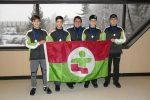 Une équipe de curling soreloise aux Jeux du Québec