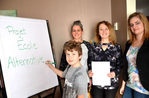 Un volet alternatif devrait voir le jour sous peu, afin d'offrir une pédagogie différente à des élèves de Sorel-Tracy.  Photothèque | Les 2 Rives ©