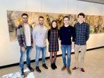 La relève entrepreneuriale s'organise chez les jeunes de la région