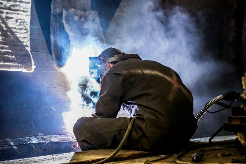 Le milieu de la métallurgie souhaite que le gouvernement canadien mette en place des mesures pour aider les entreprises.  Photothèque | Les 2 Rives ©