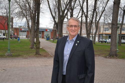 Jocelyn Mondou est conseiller du district du Vieux-Sorel depuis plusieurs années. Phototèque | Les 2 Rives ©