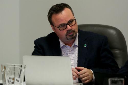 Deux nouveaux conseillers seront aux côtés du maire de Massueville, Denis Marion.  Photothèque | Les 2 Rives ©