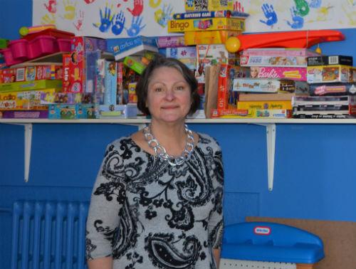 Lucie Hénault a créé le Courrier des enfants pour que les jeunes de niveau primaire puissent partager sans crainte ce qui se passe dans leur quotidien.  Photo Katy Desrosiers | Les 2 Rives ©