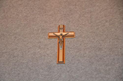 La majorité des municipalités de la région ont retiré le crucifix de leur salle du conseil.  Photo Katy Desrosiers | Les 2 Rives ©