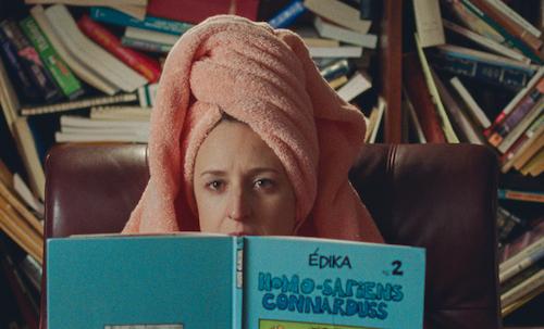 Anne-Élisabeth Bossé tient le rôle principal dans le film La femme de mon frère, présentement en salle.  Photo Les Films Séville