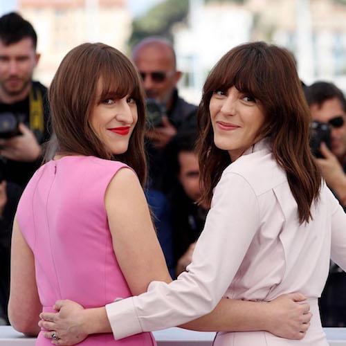 Anne-Élisabeth Bossé et Monia Chokri lors de leur passage au Festival de Cannes.  Photo Loïc Thébaud