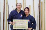 Une première ceinture noire féminine en plus de 20 ans