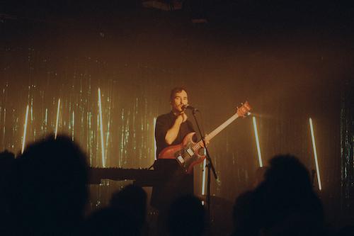 Le lancement de l'album s'est déroulé devant 180 personnes à Montréal le 6 mai dernier.  Photo Jean-Philippe Sansfaçon