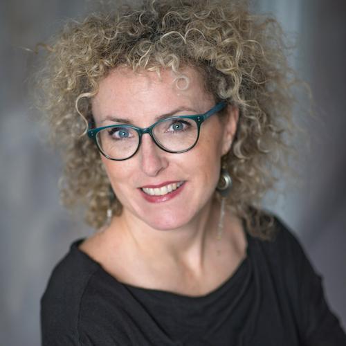 La directrice du CTTÉI, Claude Maheux-Picard.  Photo gracieuseté