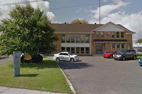 L'école Notre-Dame de Yamaska sera agrandie.  Photo Google Maps