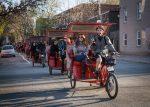Un service de vélo-taxi à Sorel-Tracy