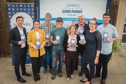 Une dizaine d'entreprise agroalimentaires de la région offriront des promotions exclusives sur présentation du passeport foodie.  Photo Maxence Mounier