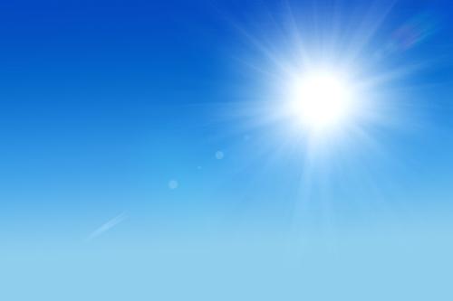 Une période de chaleur intense est prévue pour quelques jours.  Photo depositphotos.com