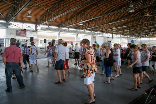 Le Festival western de Saint-Robert célébrait ses 20 ans l'an dernier. Photo Pascal Cournoyer | Les 2 Rives ©