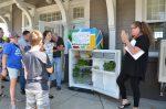 Un deuxième frigo communautaire Touski à Sorel-Tracy
