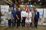 Les Aciers Richelieu profitent du programme fédéral Croissance économique régionale par l'innovation