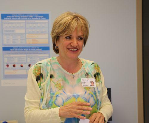 Louise Potvin prévoit une augmentation des ressources dans différents services offerts.  Photothèque | Les 2 Rives ©