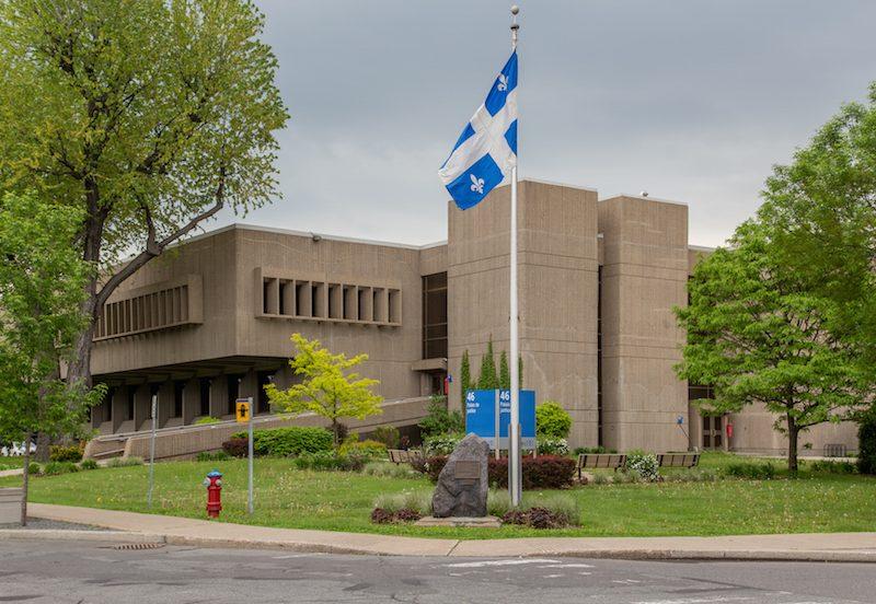 La décision a été rendue au palais de justice de Sorel-Tracy, le 4 septembre dernier.