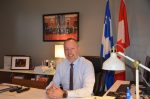 Le député Jean-Bernard Émond fier du travail réalisé