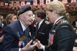 Le vétéran sorelois Jean Trempe sera honoré