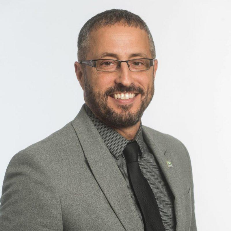 Karl Sacha Langlois sera le nouveau directeur général de la Ville de Sorel-Tracy à compter du 6 janvier.  Photo Facebook