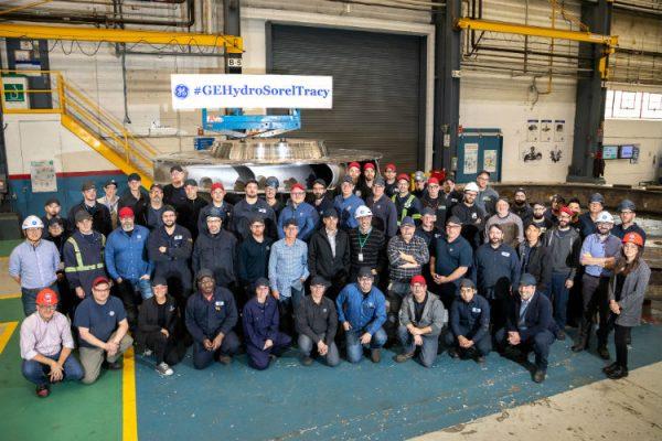 General Electric investit 2 M$ à Sorel-Tracy