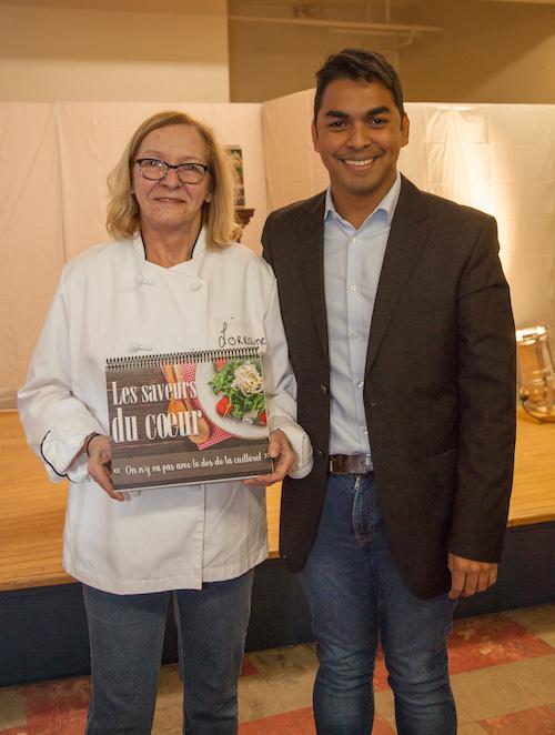 Le CAB lance un livre de cuisine simple et pratique