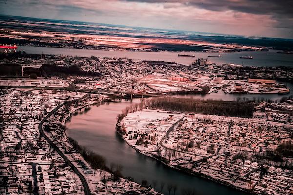 Selon le décret 2020, Sorel-Tracy retombe sous la barre des 35 000 habitants. Photo Pascal Cournoyer | Les 2 Rives ©