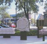 Monument au carré Royal: la maquette dévoilée