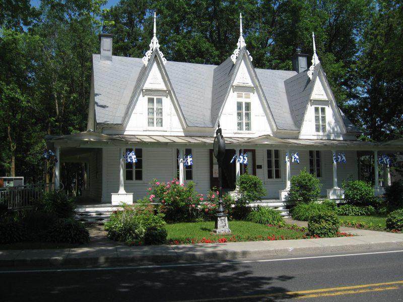 La maison Lenoblet-du-Plessis a été classée monument historique en 1983. Photothèque | Les 2 Rives ©
