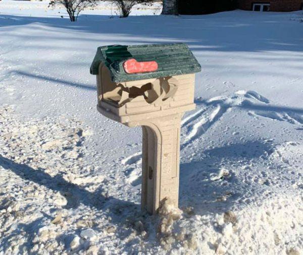Des boîtes aux lettres vandalisées dans la région