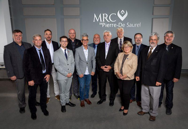 Les maires de la MRC de Pierre-De Saurel souhaitent discuter de vive voix de leurs inquiétudes avec la ministre de la Santé et des Services sociaux. Photo gracieuseté
