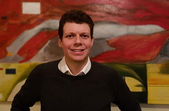 Marc-André Houle a complété une thèse sur la reconversion économique de Sorel-Tracy et de Drummondville. Photo gracieuseté