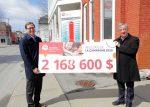 Une campagne exceptionnelle de 2 168 600 $ pour Centraide Richelieu-Yamaska