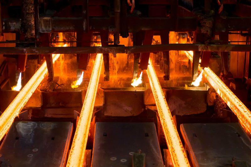 Le complexe de Contrecoeur-Ouest produit notamment de l'acier servant à fournir l'industrie de l'automobile et de la construction. Photo gracieuseté