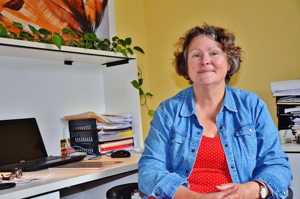 Lucie Hénault est la directrice de la Maison La Source à Sorel-Tracy. Photothèque | Les 2 Rives ©