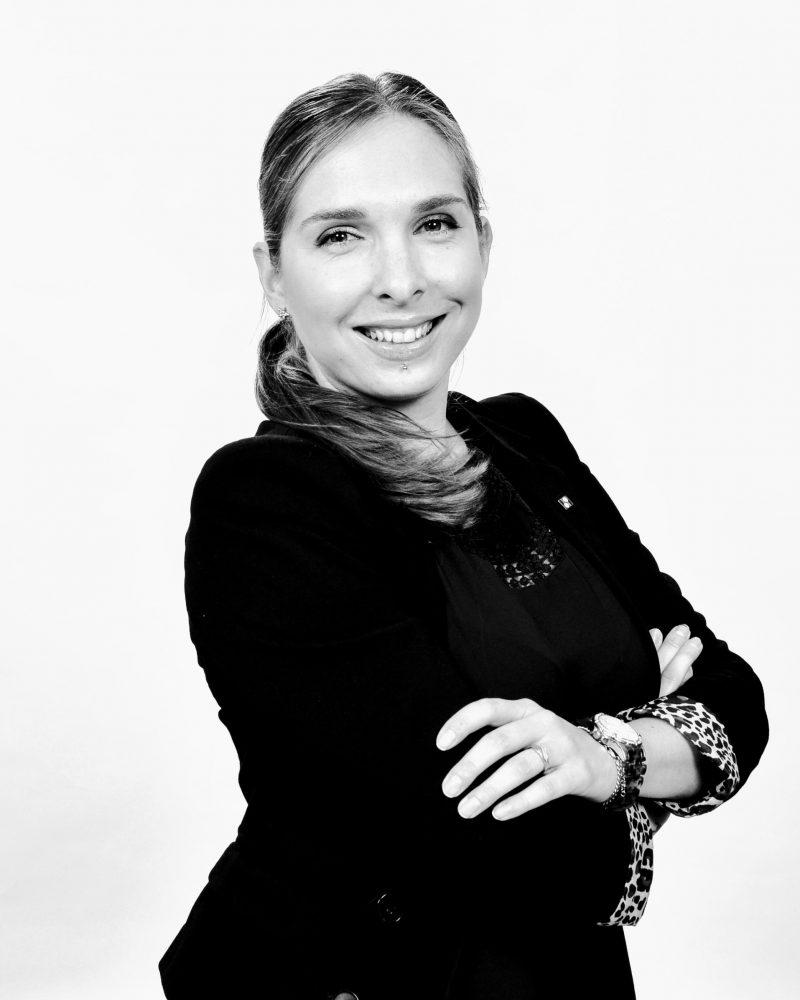 Annie Belhumeur, la conseillère aux entreprises de la formation continue du Cégep de Sorel-Tracy.  Photo gracieuseté