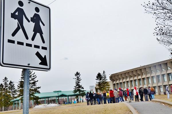 Au moins 15 % des élèves étaient en échec dans au moins une matière dans les écoles secondaires de Sorel-Tracy. Photothèque | Les 2 Rives ©
