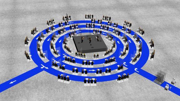 La Corporation des événements de Sorel-Tracy travaille sur une salle de spectacles « anti-COVID »