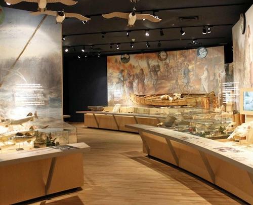 L'exposition permanenteWôbanaki: peuple du soleil levantsera présentée pour une dernière année en 2020. Photo tirée du site web museeabenakis.ca