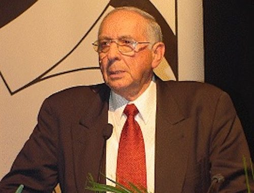 Dollard Cournoyer avait été consacré «grand bâtisseur» lors de la 19e édition du gala du mérite économique. Photo Jean Doyon