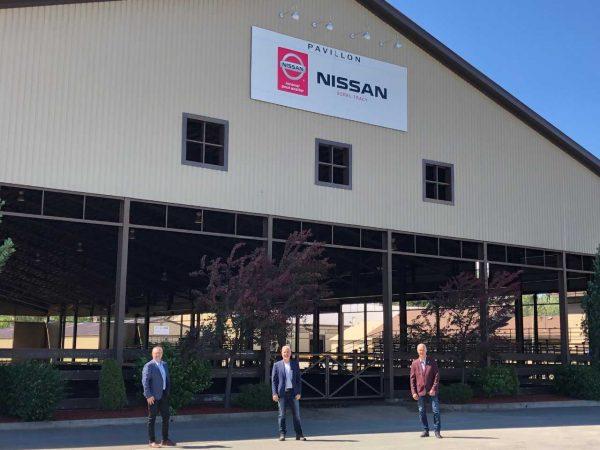 NISSAN Sorel-Tracy investit 125 000 $ au Centre multifonctionnel Richardson