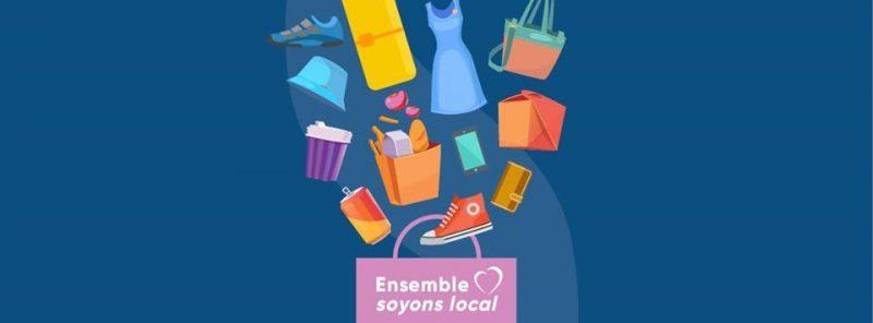 Une vaste campagne d'achat local lancée à Sorel-Tracy