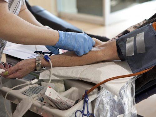 Deux collectes de sang se tiendront en quelques jours
