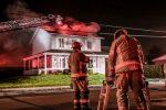 Un incendie cause des dommages à une résidence de la rue Monseigneur-Nadeau