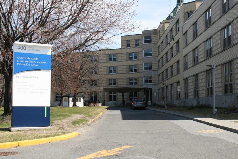 L'Hôtel-Dieu de Sorel devrait compter quatre pédiatres d'ici la fin de 2021. Photothèque | Les 2 Rives ©