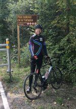 Un Sorelois parcourt plus de 1000 km à vélo pour l'organisme PROCURE